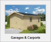Timber garages and carports