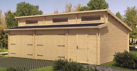 Hawaii Timber Garage / Workshop