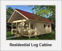 Woodpecker Log Cabins Quality Log Cabins Garden Sheds