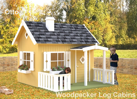Childrens Playhouse Otto