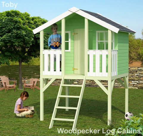 Toby Childrens Playhouse
