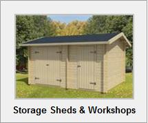 Storage Sheds workshops